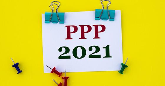 PPP loan forgiveness 2021